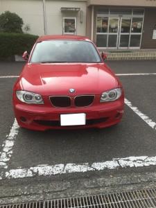 ホームページ用素材BMW1シリーズ